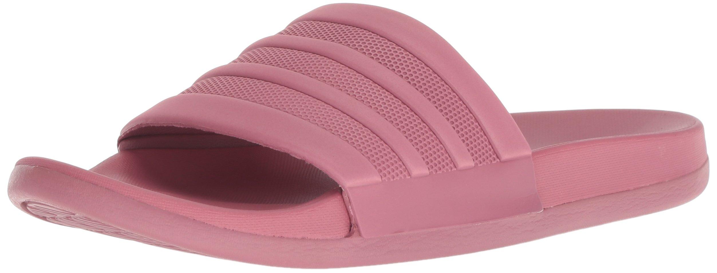 2c6def07cb4 adidas Women s Adilette CF+ Logo W Slide Sandal - 121   Sport ...