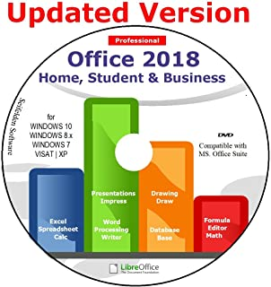 Amazon recipe book powerpoint templates powerpoint ppt office suite 2018 home student and business for microsoft windows 10 81 8 7 vista xp toneelgroepblik Choice Image