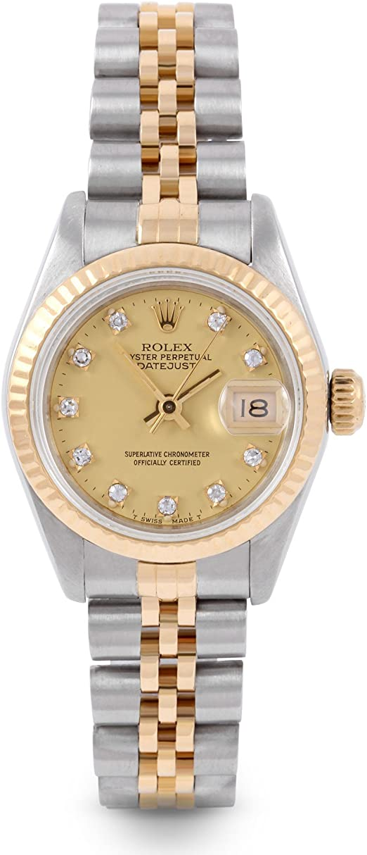 Rolex Datejust Swiss,Automatic Female Watch 6917 (Certified Pre,Owned)