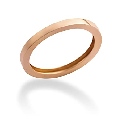 Miore MP9101R - Bague Femme Or Rose 375 1000 (9 carats) 1.12 gr ... 7251572fea35