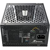 Seasonic PRIME ULTRA 850 Titanium SSR-850TR 850W 80+ Titanium ATX12V & EPS12V Full Modular 135mm FDB Fan Power On Self Tester 12 Year Warranty Power Supply