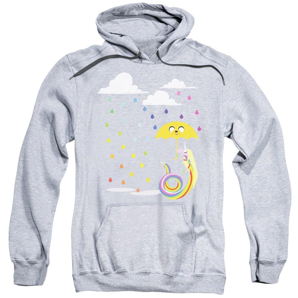 Adventure Time - - Herren Lady In The Rain Einbauküche Hoodie
