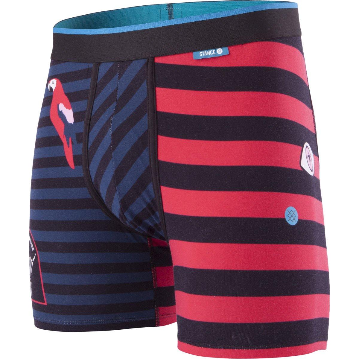 Stance Men's Travel Vibes Underwear,Large,Blue