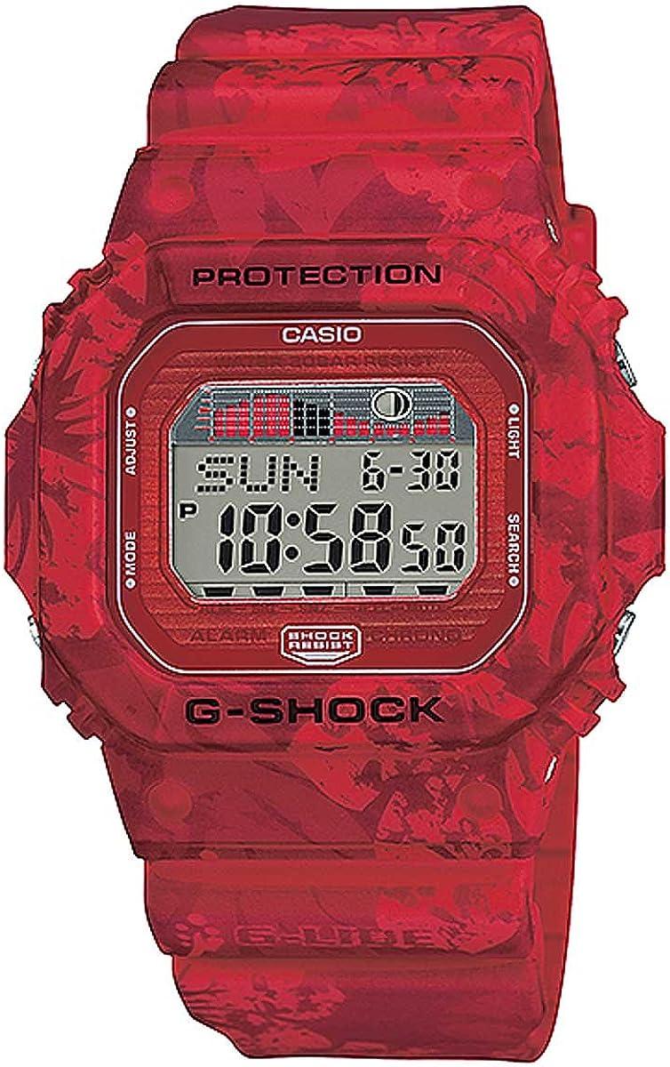 Casio Reloj Digital para Hombre de Cuarzo con Correa en Resina GLX-5600F-4ER