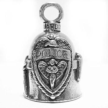 Guardian - Campana de policía para motocicleta o llavero ...