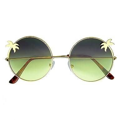 Emblem Eyewear - Indie Palm Tree Gradient Lens Redondo ...