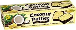 product image for Florida's Finest Pina Colada Creamy Coconut Patties Dipped in Chocolate 12oz