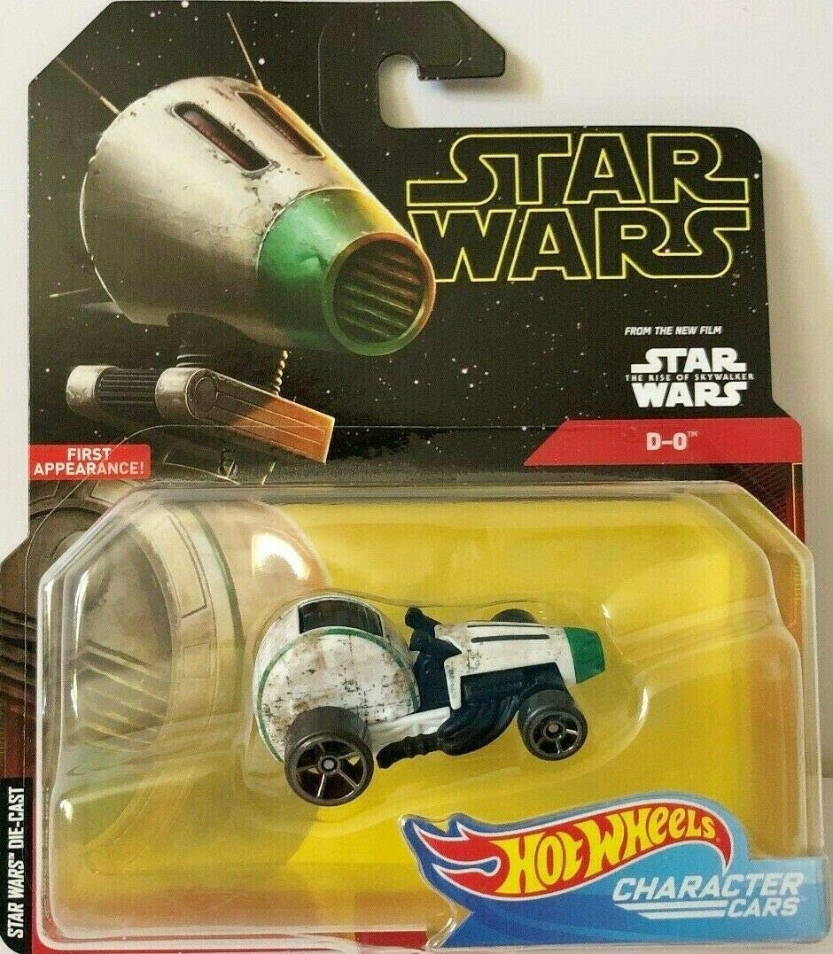 Amazon Com Star Wars Hot Wheels Character Cars 1 64 D 0 Everything Else
