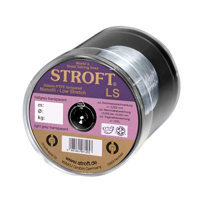 Schnur STROFT LS Monofile 500m 0.200mm 4.40kg