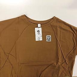 Amazon Tシャツ レディース 半袖 トップス カットソー ゆったり シンプル 日系 Tシャツ カットソー 通販