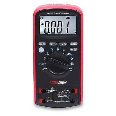TRMS Digital Multimeter eM860T by ennoLogic