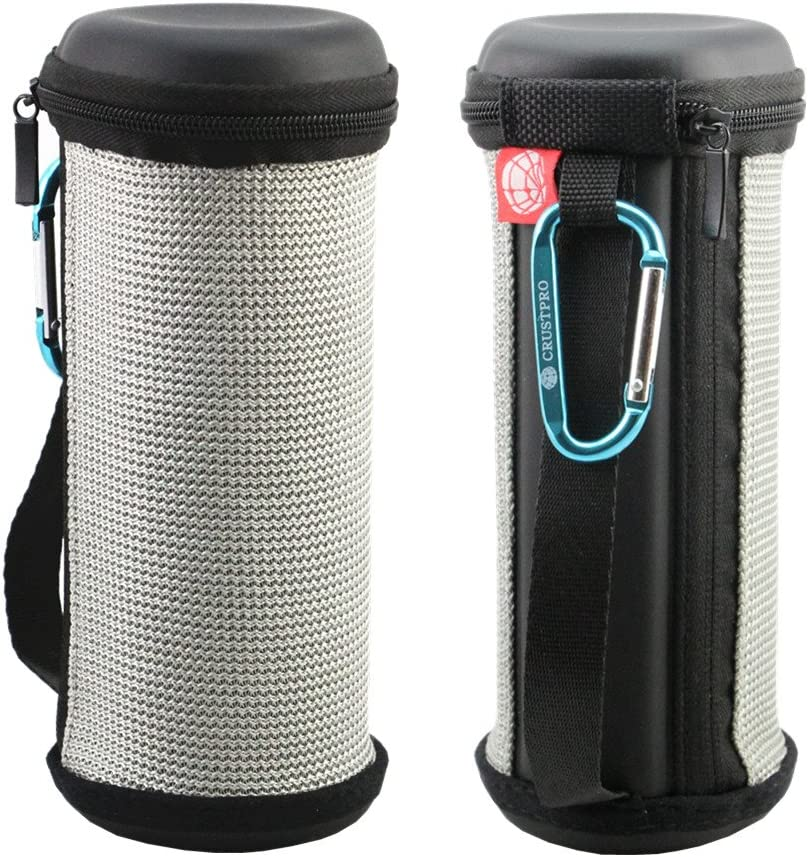 crustpro funda de transporte para UE BOOM altavoz Bluetooth inalámbrico Logitech Ultimate Ears UE BOOM 2nailon y EVA