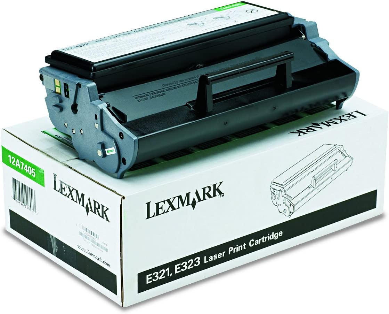 Lexmark E321 E323 Toner Cartridge