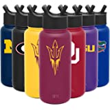 Simple Modern NCAA 32oz Water Bottle with Straw Lid Insulated Stainless Steel Summit