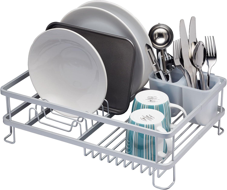 Kitchen Craft Master Class Dish Drainer Aluminium White 9 X 12 X 16 Cm Amazon Ca Home Kitchen