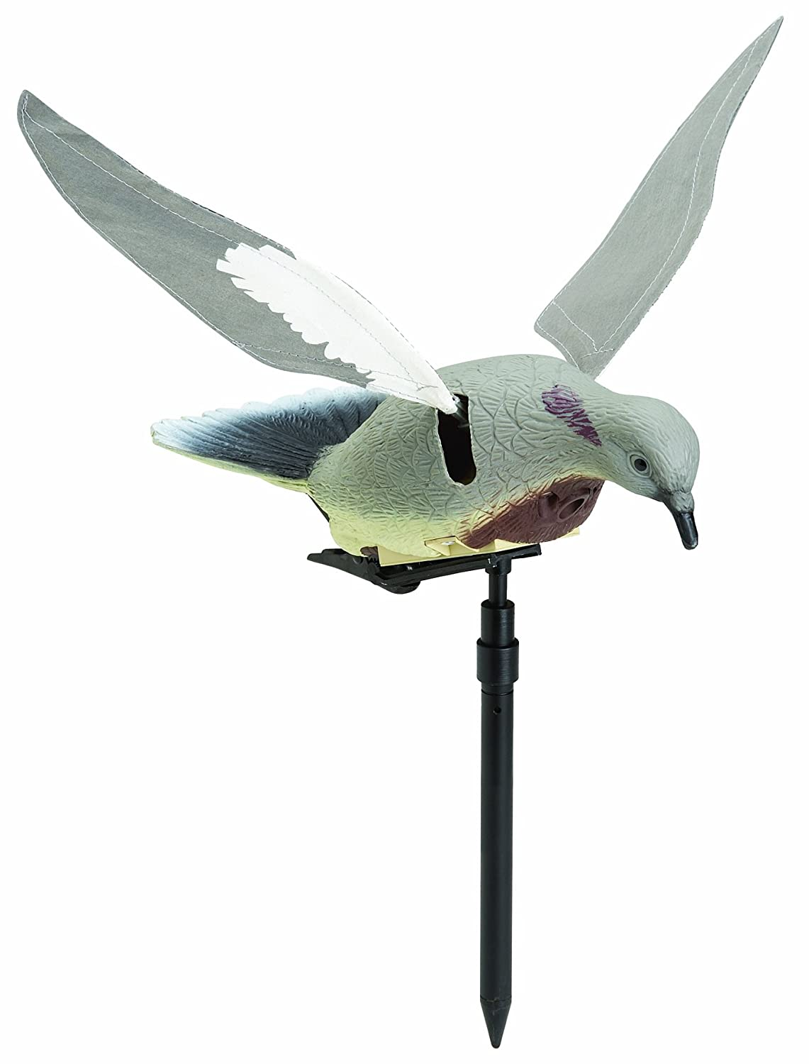 Lucky Duck Rapid Flyer Dove Hunting Decoy Big Rock Sports - Fresno Whse 21-69109-0 52490