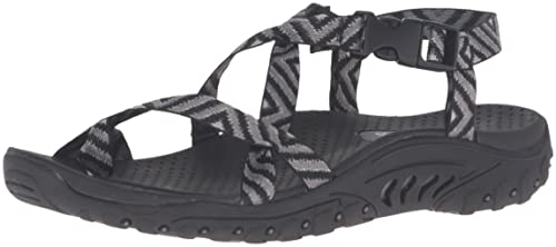 3dd9b1f6ea5b Skechers Women s Reggae-Haystack Toe Ring Sandal