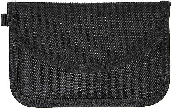 Dawnzen® Coche Remoto Clave Bloqueador de Señal Funda, Bolsa Faraday Funda Llave Coche Entrada Sin Llave Fob Protector, Bloque Coche Robo prevención RFID/WiFi/gsm/LTE/NFC Bloqueado, Impermeable: Amazon.es: Equipaje