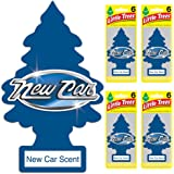 Little Trees New Car Scent Air Freshener (Pack of 24)