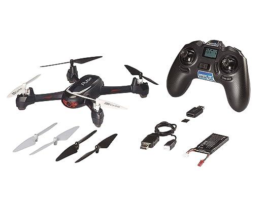 Revell Control RC GPS Quadrocopter con HD-Camera, con ferngesteuert GHz control remoto, Coming-home, Höhensensor, Headless, Landefunktion, iluminación LED, ...