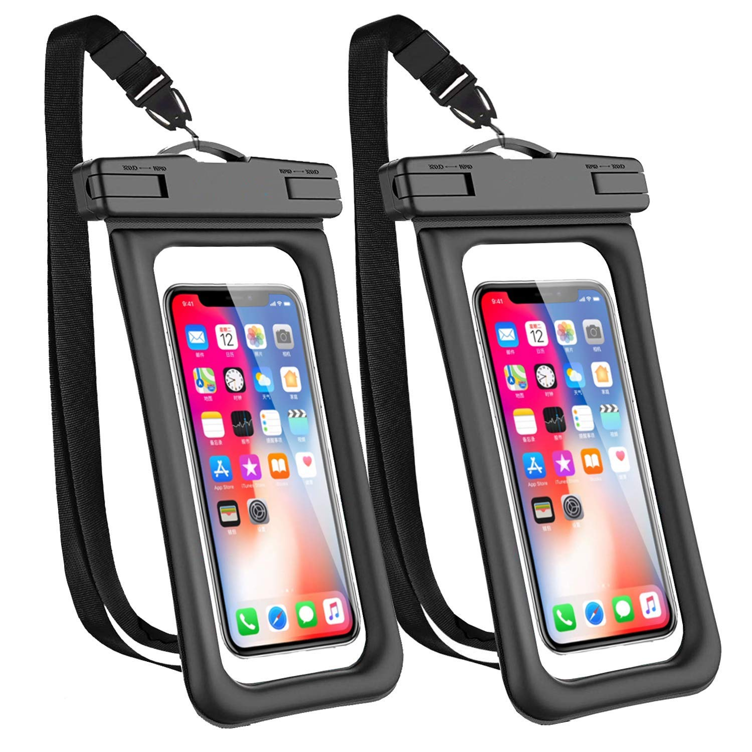 WJZXTEK Universal Floating Waterproof Case