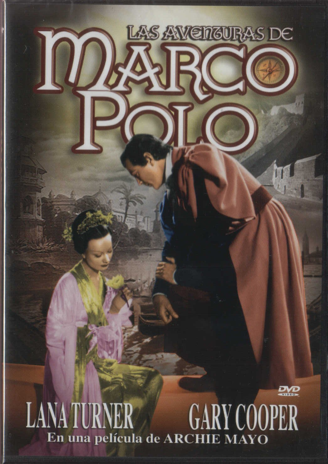 Las Aventuras De Marco Polo The Adventures Of Marco Polo 1938 ...