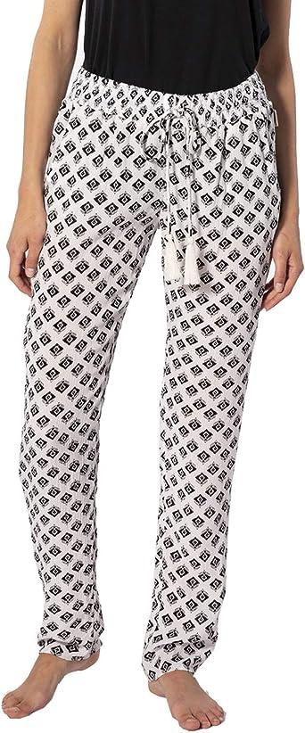 Rip Curl Pants Mujer Pantalones Pantalones De Playa Pantalones De Tela Pantalones Largos Amazon Es Ropa Y Accesorios