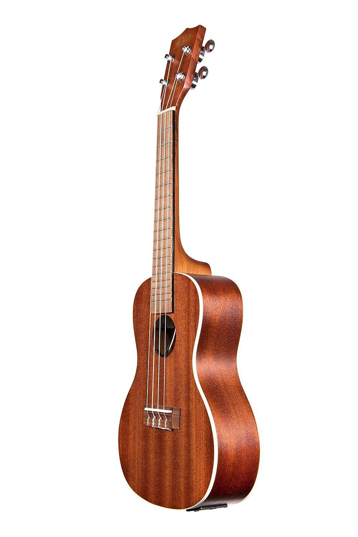Concert Ukulele Satin KALA Satin Mahogany KA-CE with EQ Acoustic-Electric