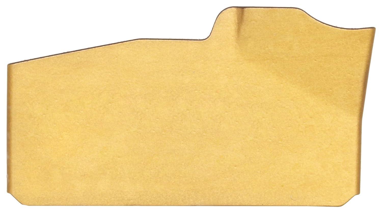 Multi-Layer Coating Pack of 10 N151.2-600-5E Sandvik Coromant Q-Cut 151.2 Carbide Parting Insert 60 Insert Seat Size 5E Chipbreaker 0.0079 Corner Radius GC4225 Grade 1 Cutting Edge