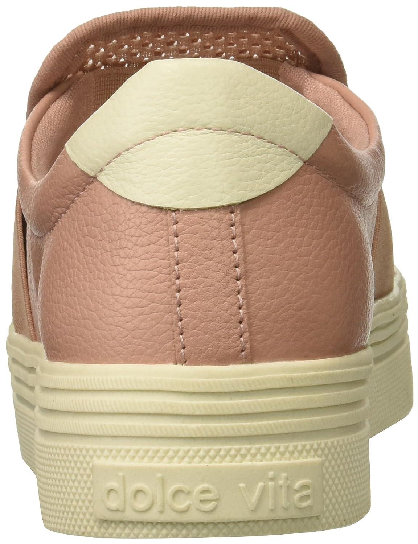 Dolce Vita Women's Tux Sneaker B07BB19G8C 6 B(M) US|Pink Mesh