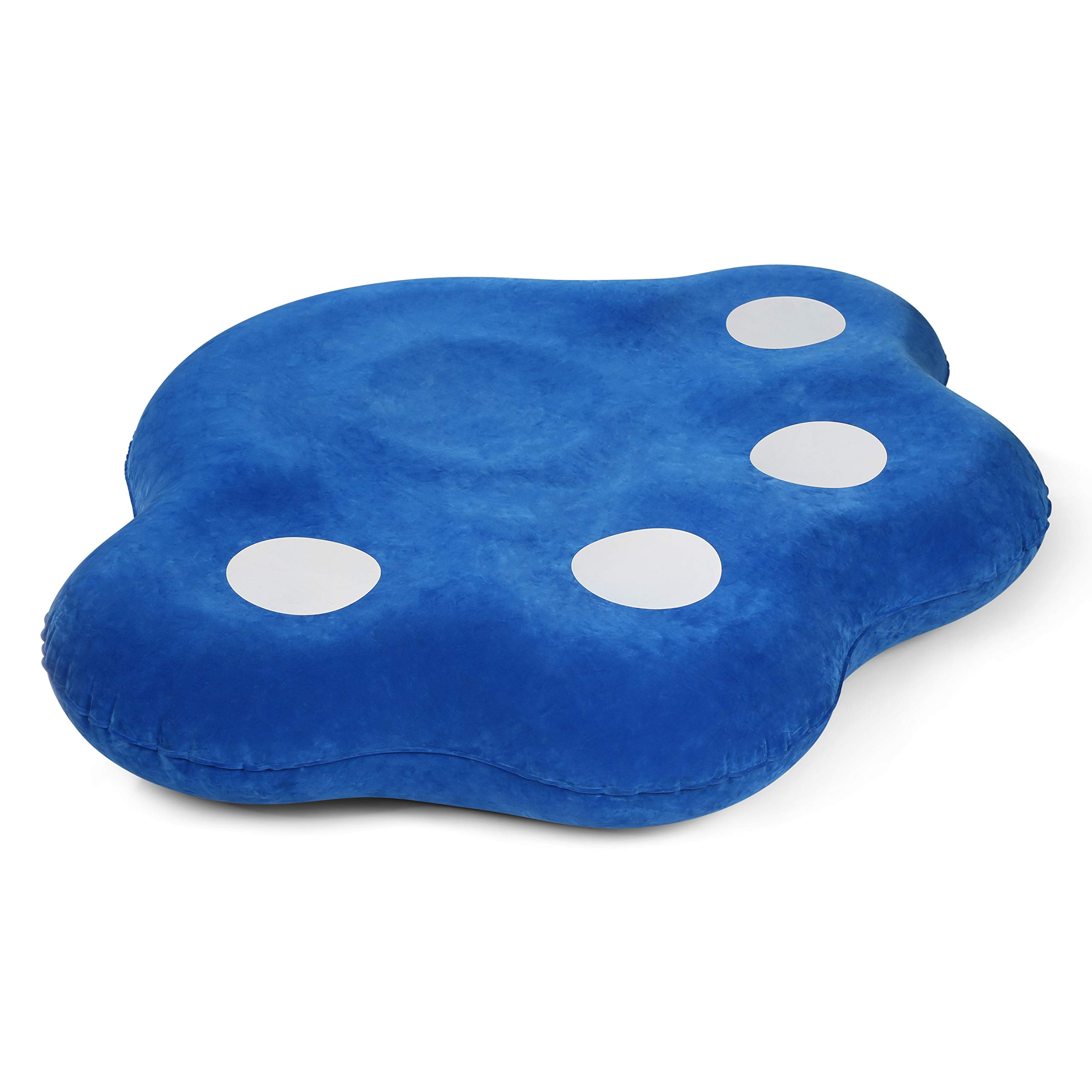 Milliard Dog Pool Float Inflatable Ride On Paw Raft for Pets Swimming by Milliard