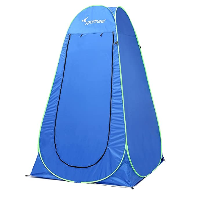 10 opinioni per [Tenda di doccia] sportneer 16 cm portatile pieghevole e rimovibile Pop Up