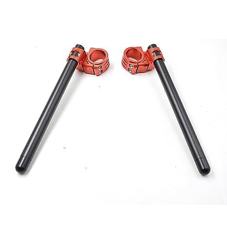 Kit elevados semimanillares moto 50mm para Monster /CBR1000RR CBR954RR /ZX6R ZX10R /GSX-