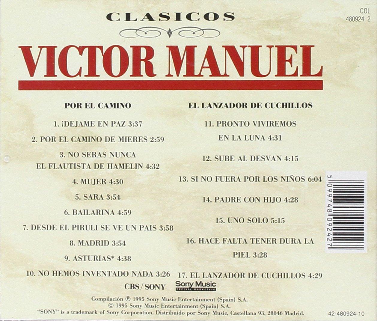 Por El Camino/El Lanzador De C: Victor Manuel: Amazon.es: Música