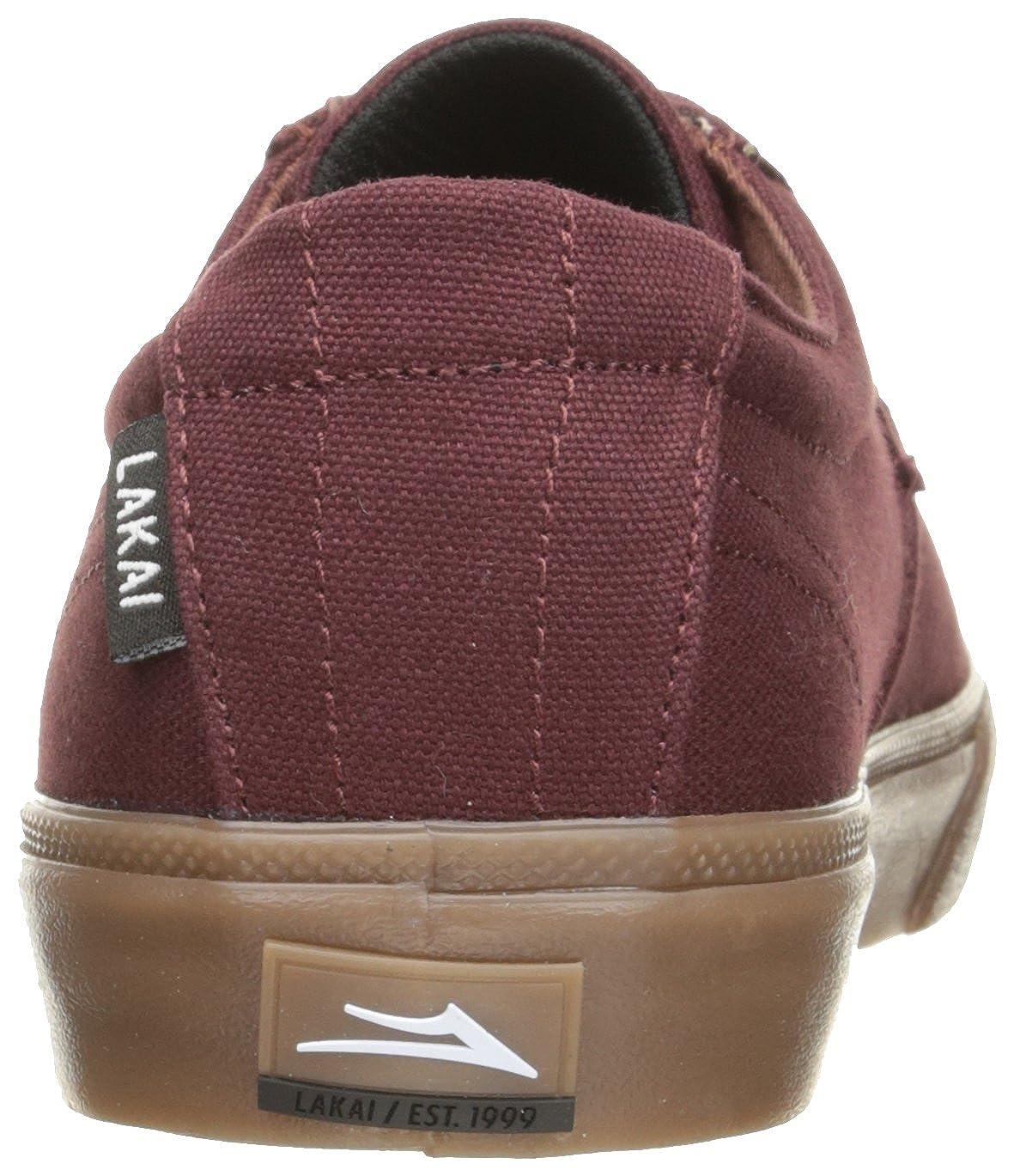 Lakai Mens Daly Skateboarding Shoe Lakai Limited Footwear