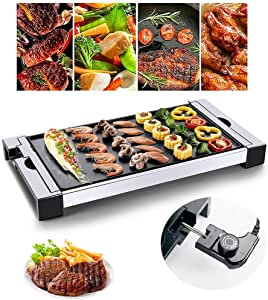 Amazon.com: LEILEI Indoor Portable Teppanyaki Grill