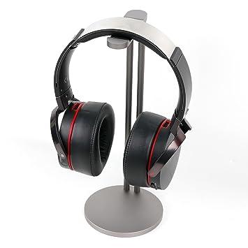 DURAGADGET Soporte de acero para auriculares Logitech G230/Logitech G430/ Logitech G633 Artemis Spectrum