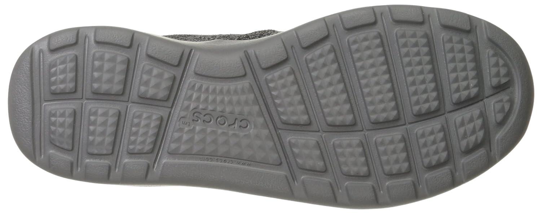 Crocs Herren Schwarz Kinsale Static Brogue, Grau Schwarz Herren (schwarz / Smoke 05m) f5a15d