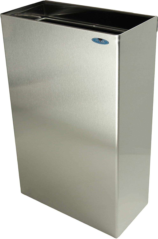 Frost 326 Waste Receptacle, Metallic