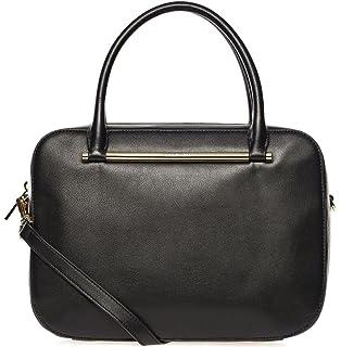 Michael Kors Jessica Large Satchel leather Black