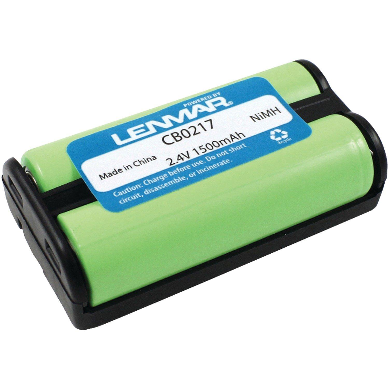 LENMAR CB0217 Replacement Battery for V-Tech 2420, 2422 Cordless Phones