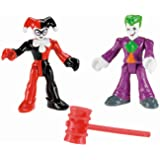Fisher-Price Imaginext DC Super Friends, Joker & Harley Quinn