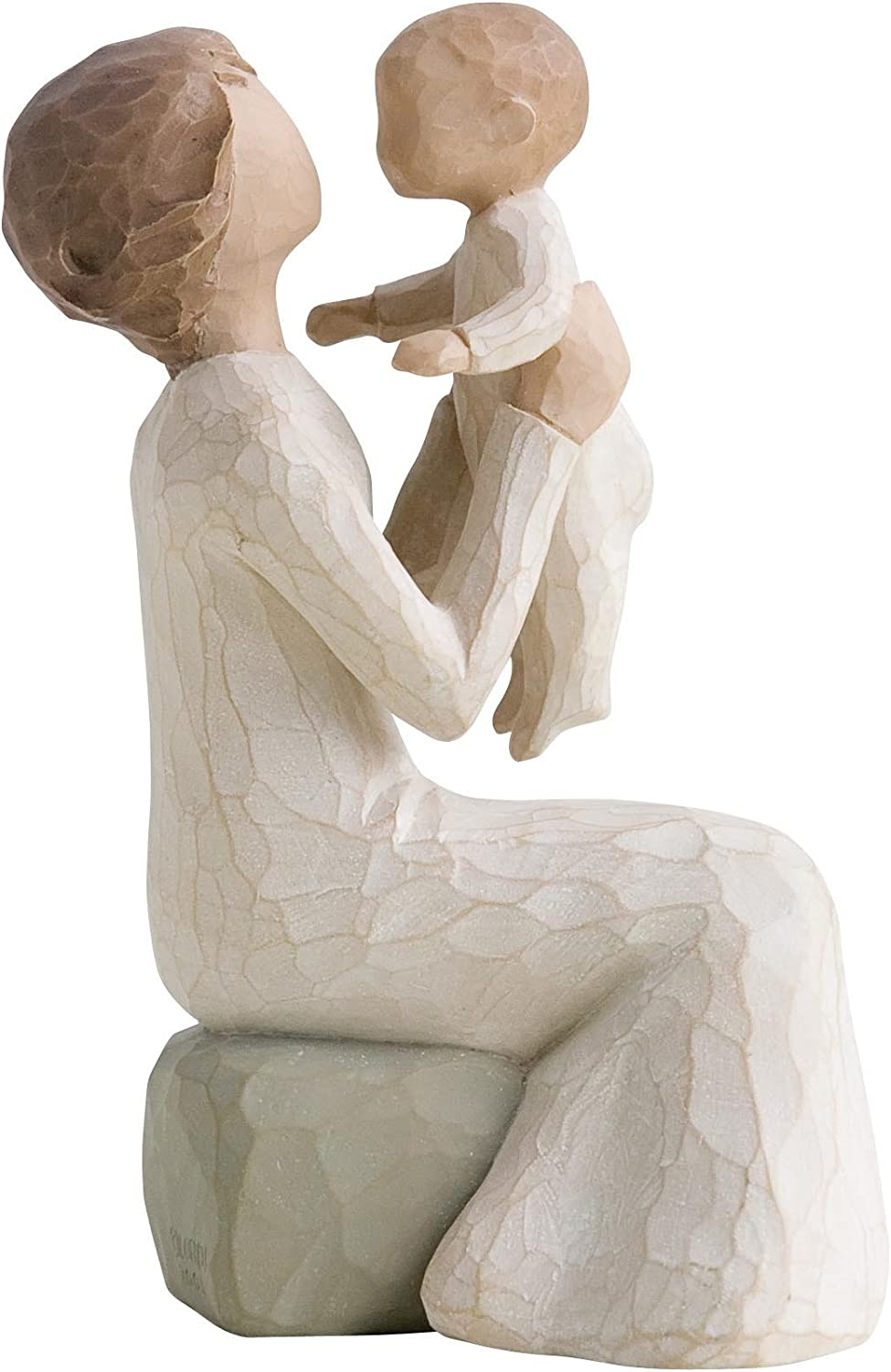 B000XTFZNA Willow Tree Grandmother, sculpted hand-painted figure 71XcZsN5Z8L