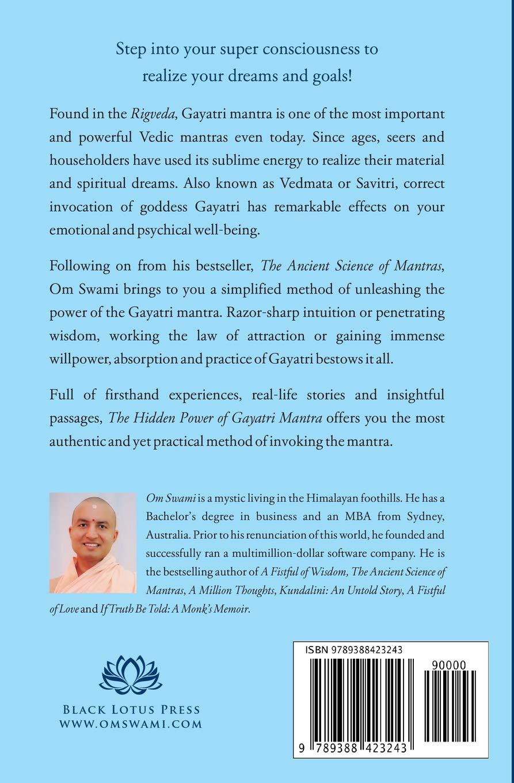 Buy The Hidden Power of Gayatri Mantra Book Online at Low