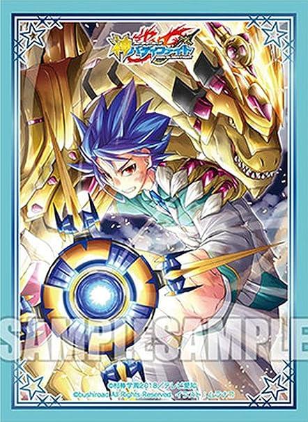 King Agito Sleeves Bushiroad 55 Buddyfight Spiral Life