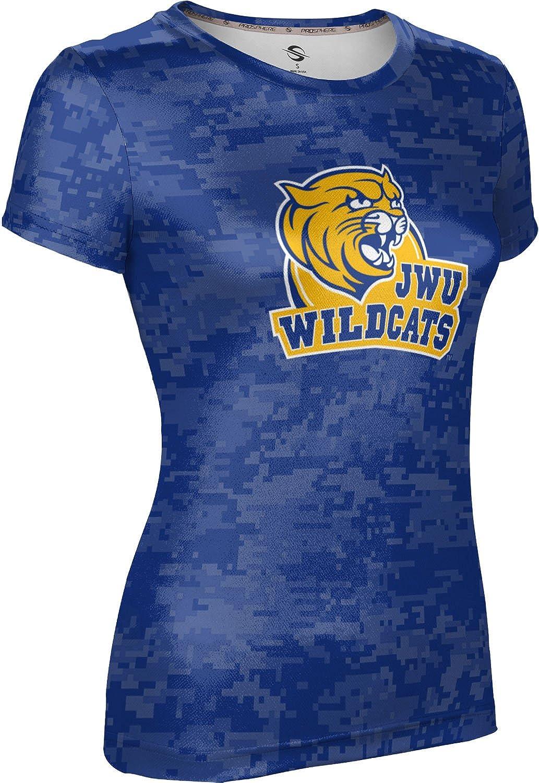 Game Time ProSphere Johnson /& Wales University Girls Performance T-Shirt