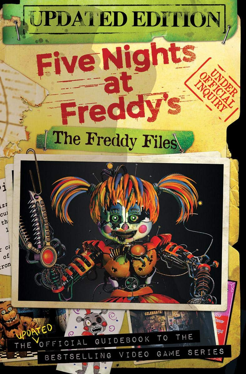 The Freddy Files: Updated Edition (Five Nights At Freddy's) por Scott Cawthon