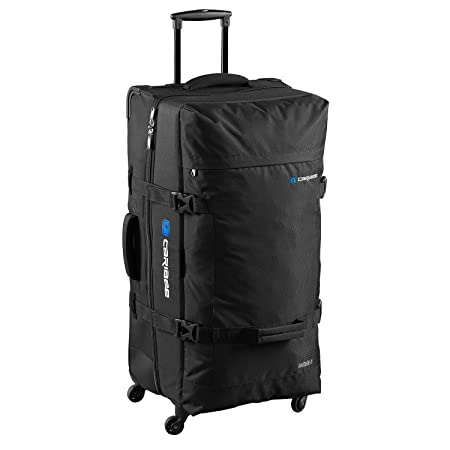 b9ec247056 Caribee Goliath 4 Rolling Luggage 120L Black  Amazon.co.uk  Luggage