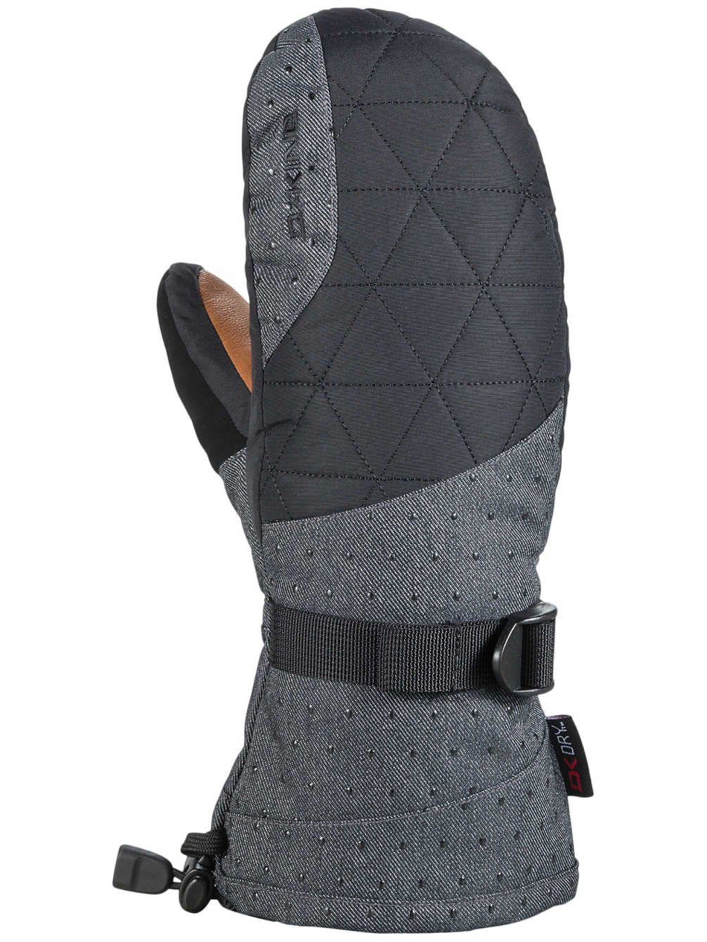 Dakine Camino Leather Ladies Mitt 2018 10000713BLK
