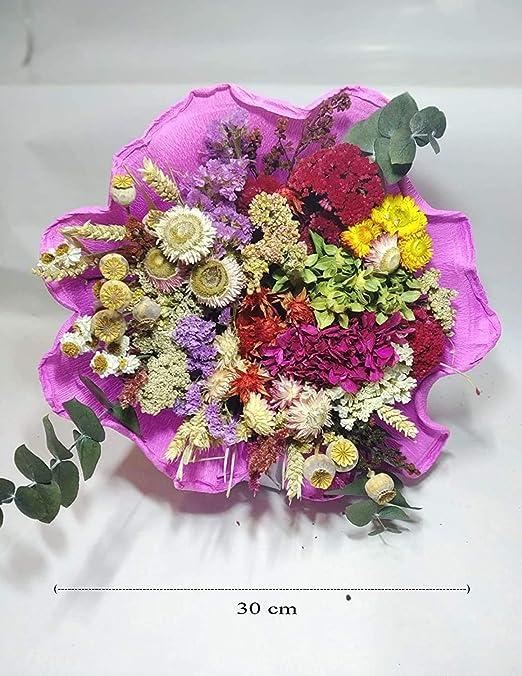 Almaflor Ramo de Flores secas y Flores preservadas. Gratis TU ...